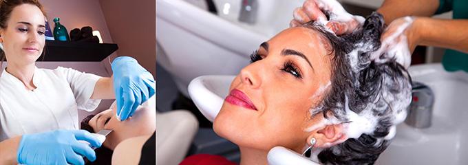 środki czystości dla fryzjerów i zakładów kosmetycznych