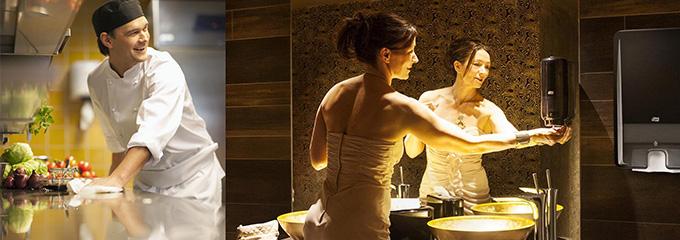 środki czystości dla hoteli i restauracji