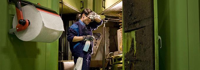 środki czystości dla przemysłu i przemysłu spożywczego